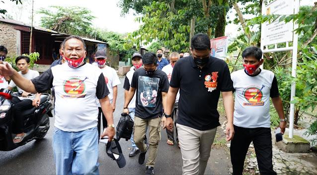 Andi Arief Adukan ke Kapolri, Aparat jadi Tim Sukses Mantu Jokowi di Medan