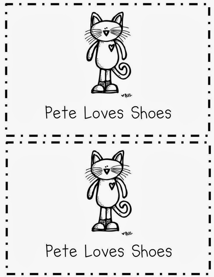 teaching with purpose: Pete the Cat UDL lesson