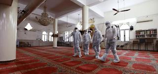 دول إسلامية تقرر إغلاق المساجد لمواجهة تفشي فيروس كورونا