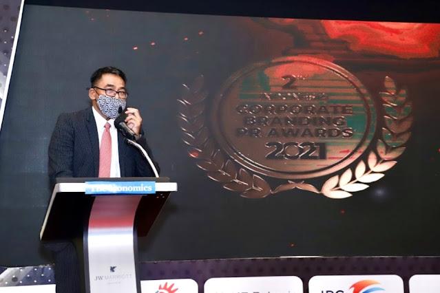 Pertamina Foundation raih penghargaan Corporate Branding PR Award 2021