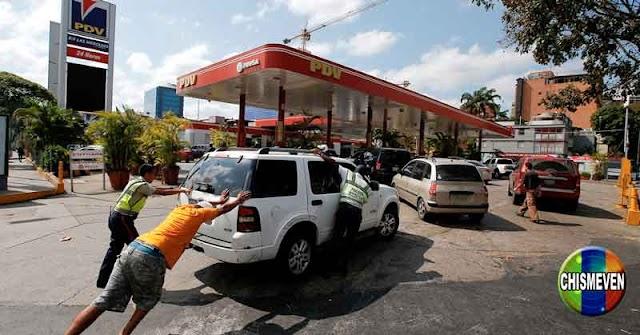 10.7 millones de barriles de petróleo salen de Venezuela hacia Cuba   Y tú en una cola