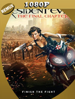 Resident Evil: Capítulo Final (2017) BDREMUX [1080P] Latino [Google Drive] Panchirulo