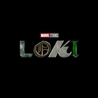 Loki Disney+ TV Series Logo Marvel