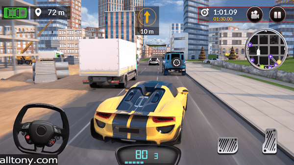 تحميل لعبة Drive for Speed: Simulator للأيفون والأندرويد APK