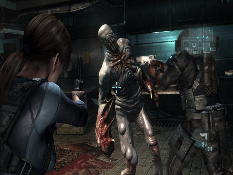Download Resident Evil Revelations Free Full Game For PC