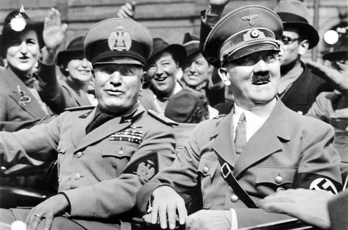 Nazistas, nazi, ss, conspirações, segunda guerra, haunebu, vril, thule, hitler, adolf hitler, mussolini, ovnis