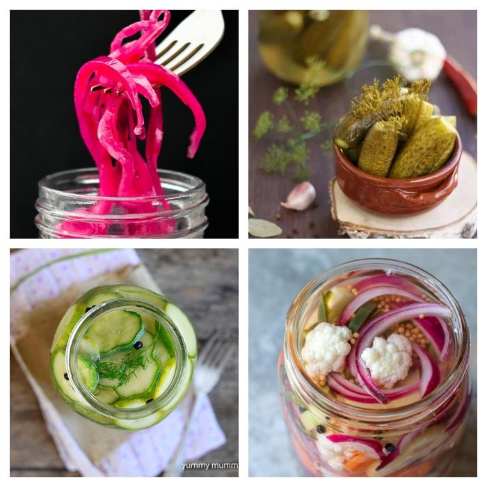Vegan Pickles