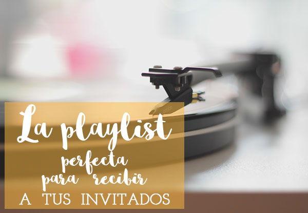 playlist perfecta para tu boda