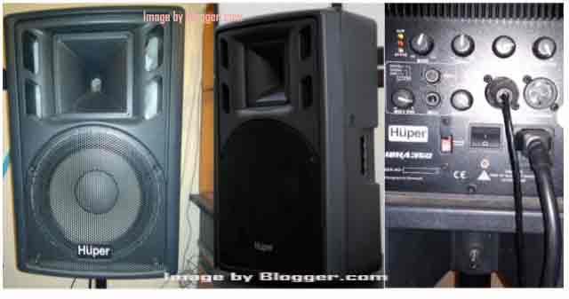 Harga Speaker Aktif Huper 12 inch 12HA350