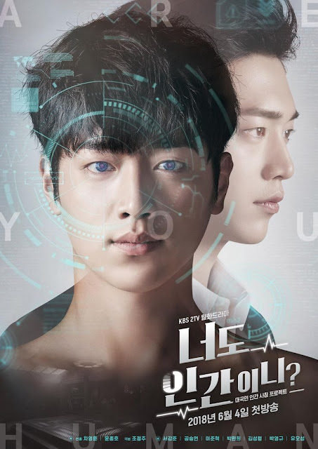 Are You Human Too EP1 – EP2 ซับไทย