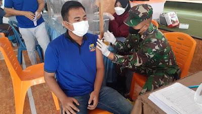 Lapas Padang Sukses Laksanakan Vaksinasi COVID 19 Bagi WBP dan Masyarakat