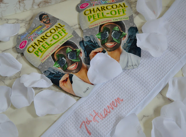 7th Heaven Charcoal Peel Off Mask