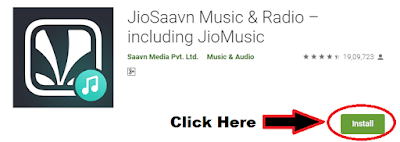 JioSaavn for PC