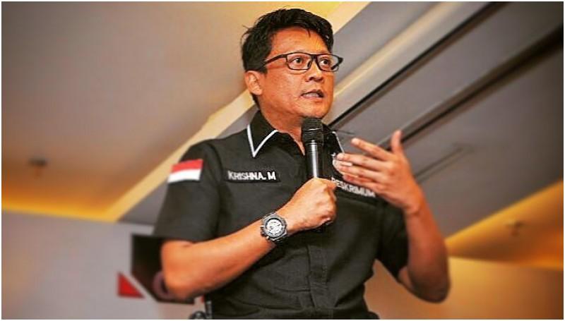 Kombes Pol Krishna Murti dimutasi menjadi Wakapolda Lampung