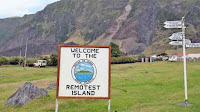 La isla habitada más remota
