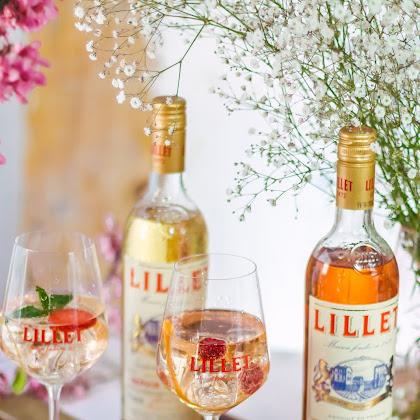 Lillet, um aperitivo fresco para se beber no Verão.