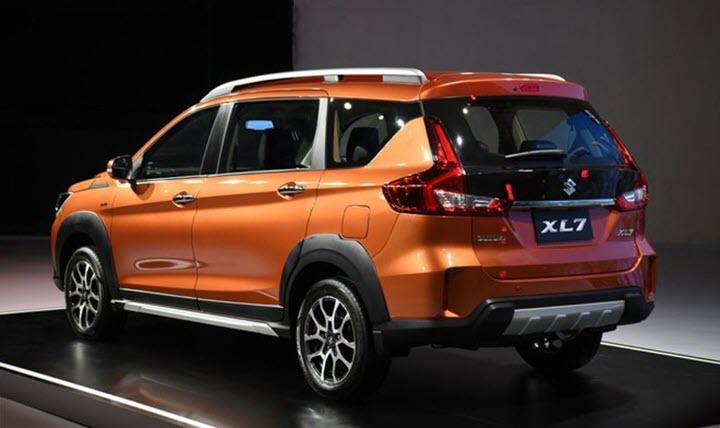 Suzuki XL7 tại Thái Lan có giá bán thấp hơn ở Việt Nam