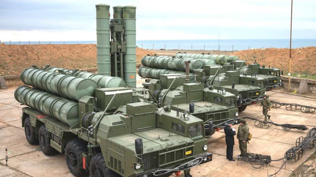 tên lửa s-400