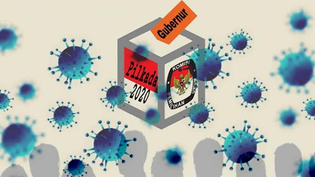 Pandemi Makin Ngeri, Alasan Pemerintah Ngotot Gelar Pilkada Dipertanyakan