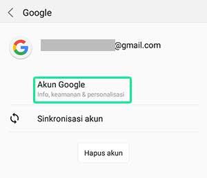 Cara Mengganti Tanggal Lahir Akun Google Saya Di HP Android 2