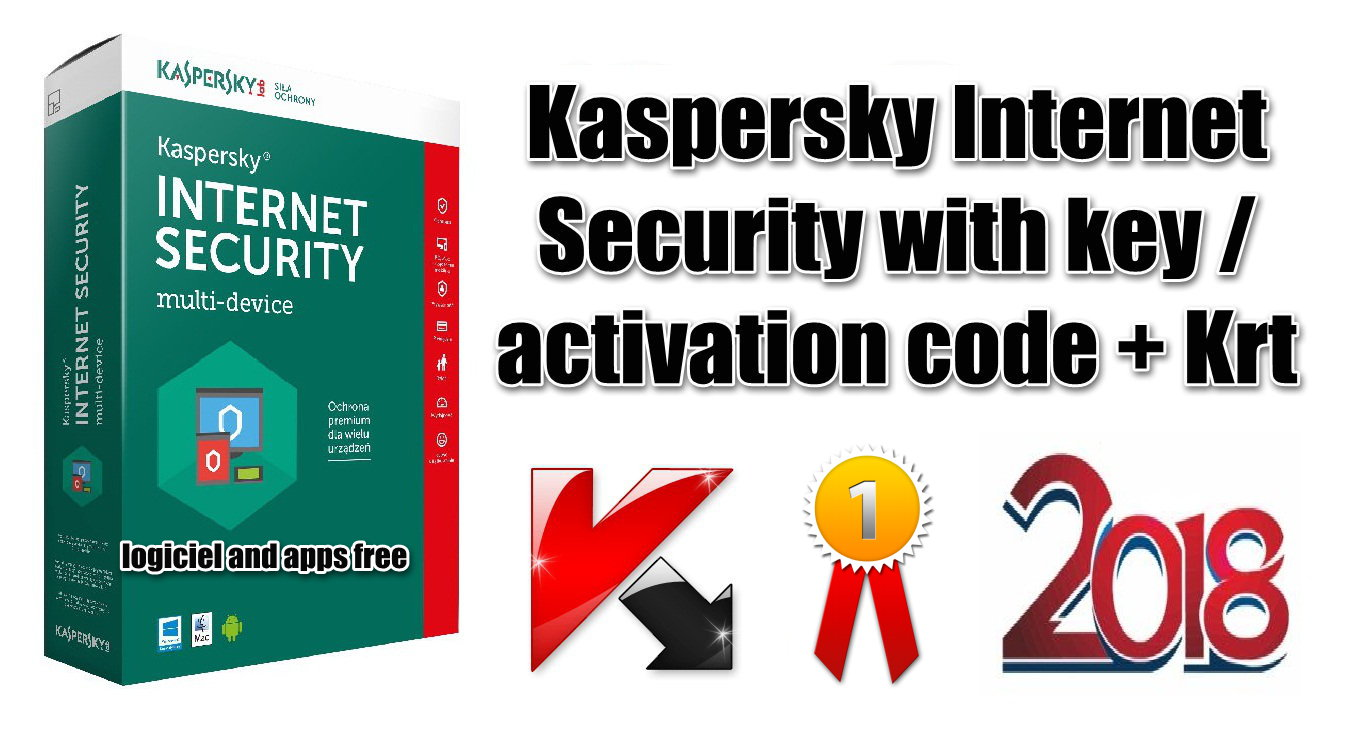 activation code kaspersky internet security 2018