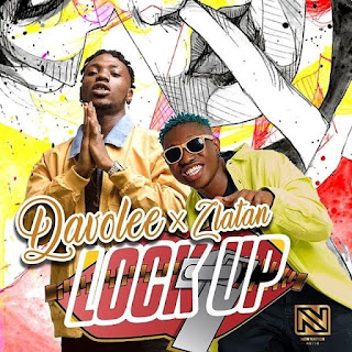 """New Nation Muzik Rapper Davolee Drops His Latest Acusition To His Loyal Fans With The Track Titled """"Lock Up"""" Featuring One The Hottest Artist In Nigeria Zlatan."""