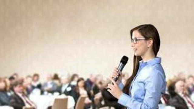 10 Menit Cepat Sekali Bisa Berbicara di Depan Umum