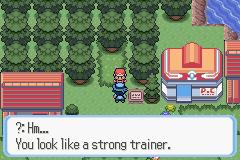 pokemon ruby destiny reign of legends remake screenshot 1