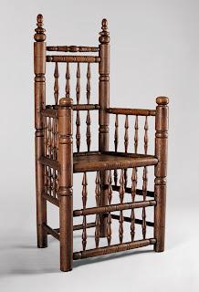 Американская мебель, 1620-1730 годы 7