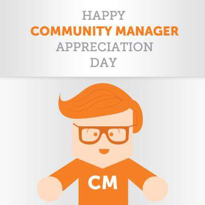 Community Manager Appreciation Day Wishes for Instagram