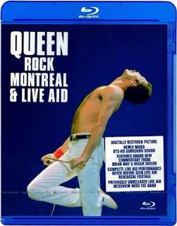 Queen: Rock Montreal & Live AID [BD25]