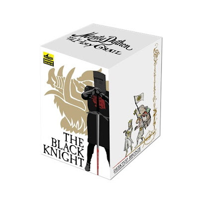 San Diego Comic-Con 2020 Exclusive Monty Python Black Knight Motivational Statue by Factory Entertainment