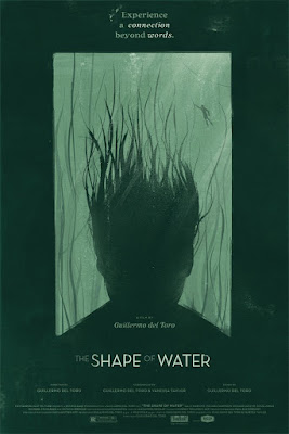 The Shape of Water Screen Print by Patrik Svensson x Bottleneck Gallery