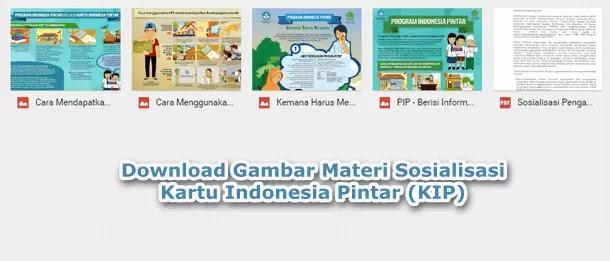 Materi Sosialisasi Kartu Indonesia Pintar (KIP)