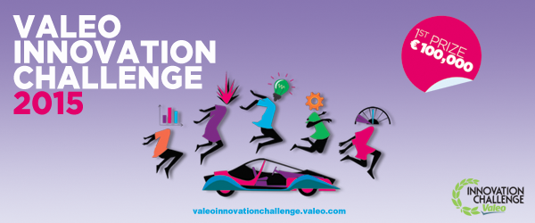 Valeo Innovation Challenge 2015