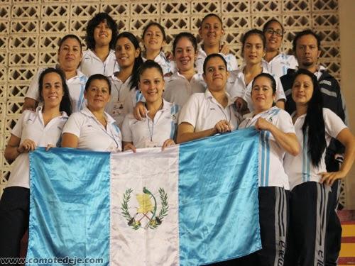 Guatemala campeón en handball femenino centroamericano | Mundo Handball