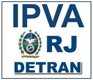 pagar IPVA Rio de Janeiro