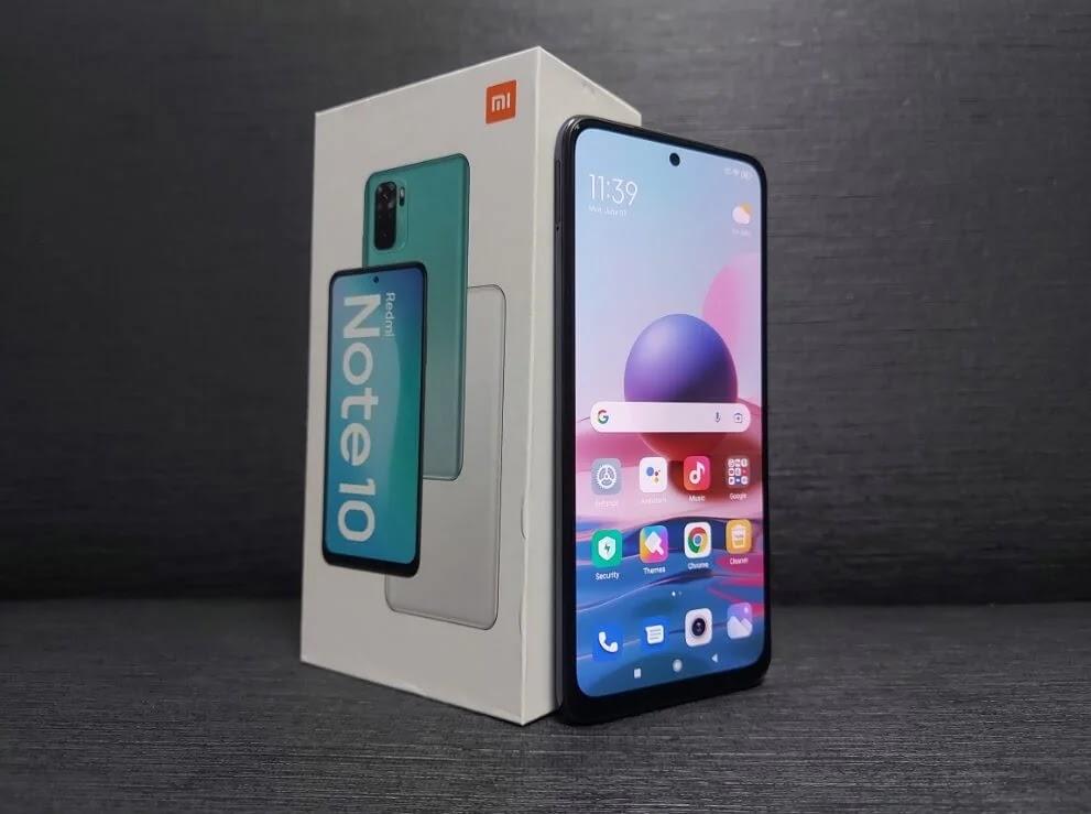 Xiaomi Redmi Note 10 Philippines
