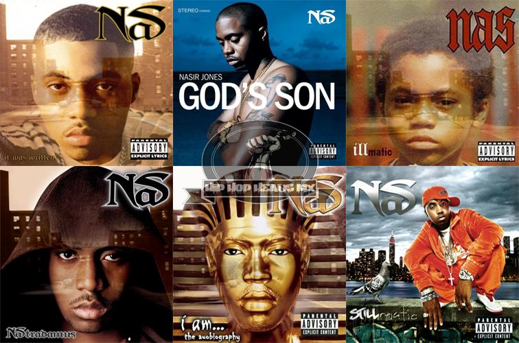 Nas Discography