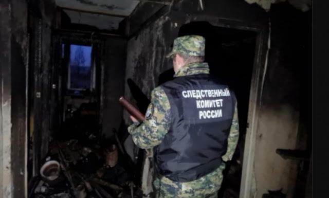 В Ленобласти подросток с другом заживо сгорел накануне дня рождения
