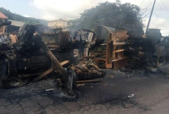 Many Injured As Explosion Rocks Mile 3 Market In Port Harcourt