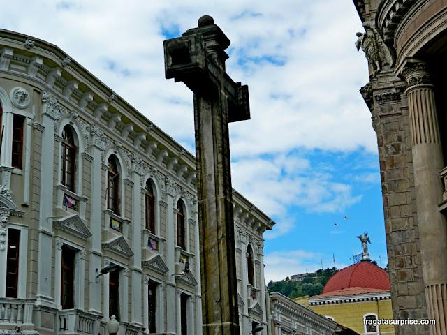 Virgem Alada de Quito