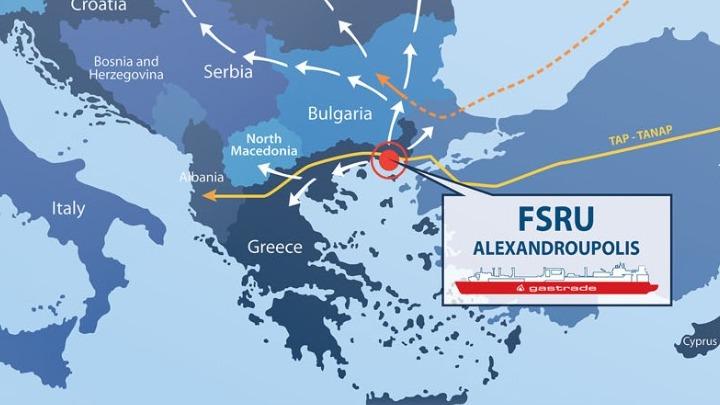 Φυσικό αέριο – Αλεξανδρούπολη: Η συμφωνία Bulgartransgaz και ΔΕΠΑ