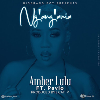 AUDIO : Amber lulu X Pavlo - Ng'ang'ania : Download Mp3