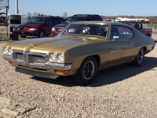 1970 pontiac lemans for sale buy american muscle car. Black Bedroom Furniture Sets. Home Design Ideas