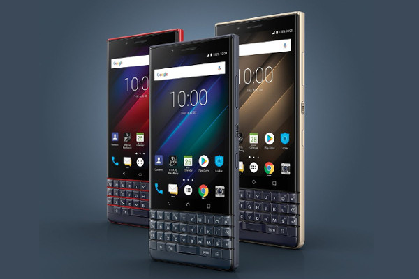 IFA 2018: BlackBerry KEY2 LE goes official with 4.5-inch display, QWERTY keyboard, 4GB RAM and Android 8.1 Oreo
