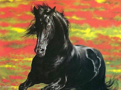 caballos-al-oleo-cuadros