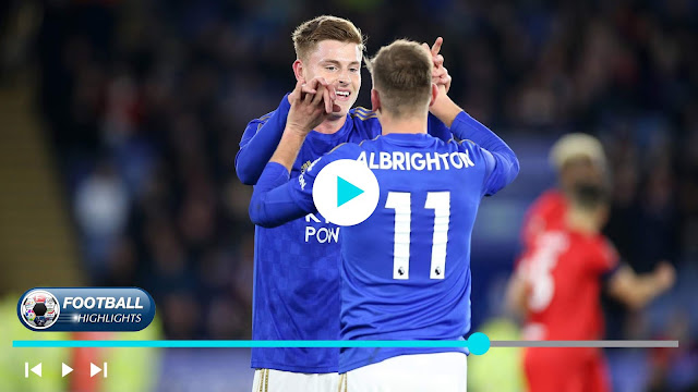 Leicester City vs Wigan Athletic Highlights