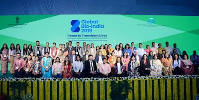 India's first largest biotechnology conference Global Bio-India Summit, 2019 concludes in New Delhi