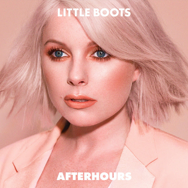 Little Boots - Afterhours - Single Cover